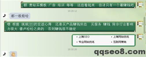 琪琪SEO博客实战与SEO大神互换友情链接全纪录的图片 - 11