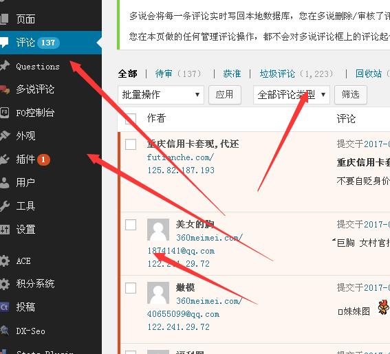 琪琪SEO博客主机流量优化调整解决方案的图片 - 2