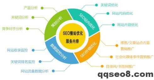 琪琪SEO企业网站优化正确工作流程的图片 - 4