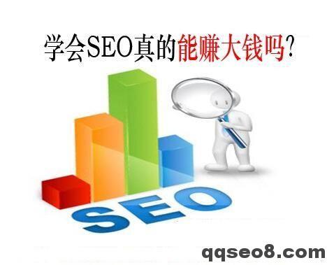 琪琪SEO为您深入解析【seo一个月能赚多少钱】?的图片 - 1
